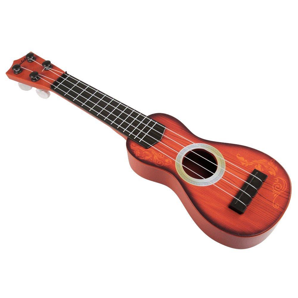 Poşetli Küçük Gitar Oyuncak